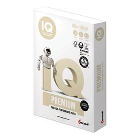 Бумага А4 250 л, IQ Premium, 200 г/м2, белизна 169% CIE, класс А+