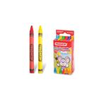 Восковые карандаши 18 цветов ПИФАГОР