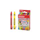 Восковые карандаши 24 цветов ПИФАГОР