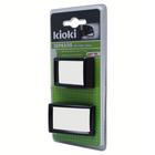 Зеркало прямоугольное, KIOKI CA10 2 шт. в упаковке