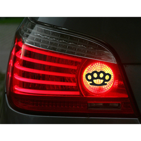 """Set of stickers on the rear lights """"Knuckles"""", 2 PCs."""