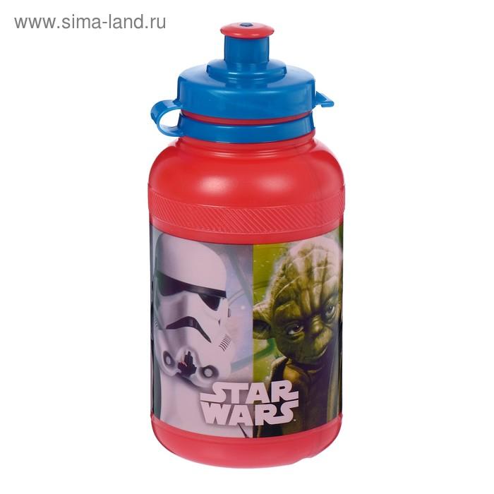 """Бутылка 400 мл """"Звёздные войны"""""""
