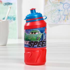"""Бутылка 420 мл """"Тачки. Грани гонок"""""""