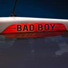 """Наклейка на стоп сигнал на заднее стекло """"BAD BOY"""""""