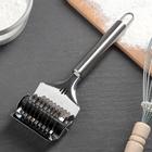 """Нож для нарезания домашней лапши 15,5 см """"Профи"""""""