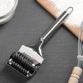 """Нож для нарезания домашней лапши 5 мм """"Профи"""""""
