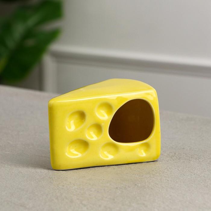 """Кормушка для грызунов """"Сыр"""""""