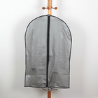 The bag tight 60х95 cm PEVA, color gray
