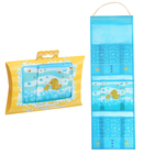 """Pockets hanging plastic in a gift box """"Duck"""", 3 pockets"""