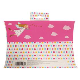 """Кармашки подвесные пластиковые в подарочной упаковке """"Милая малышка"""", 3 отделения - фото 1632232"""