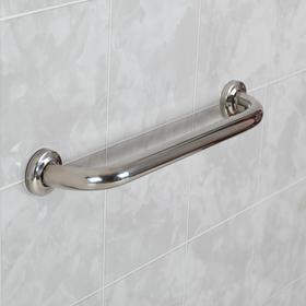 Поручень для ванны 42×5×7.5 см, нержавеющая сталь