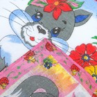 Набор детских носовых платков Melagrana, 20х20 см- 12шт, ситец - фото 105552095