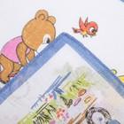 Набор детских носовых платков Etteggy, 25х25 см- 6шт, ситец - фото 105552105
