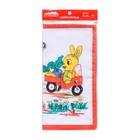Набор детских носовых платков Etteggy, 25х25 см- 6шт, ситец - фото 105552106