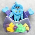 Сетка для хранения игрушек в ванной «Осьминожка»