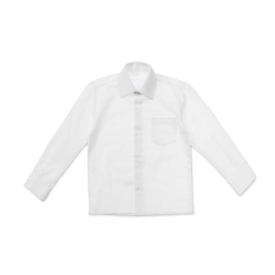 Сорочка для мальчика, размер 38, рост 170/176 см, цвет белый-жаккард 16