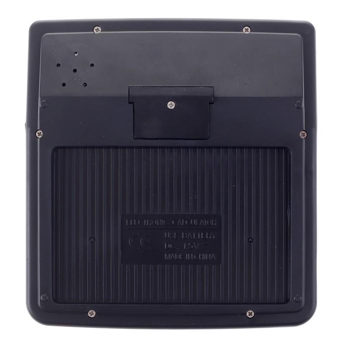 Калькулятор настольный, 8-разрядный, PS-268A, с мелодией - фото 404512775