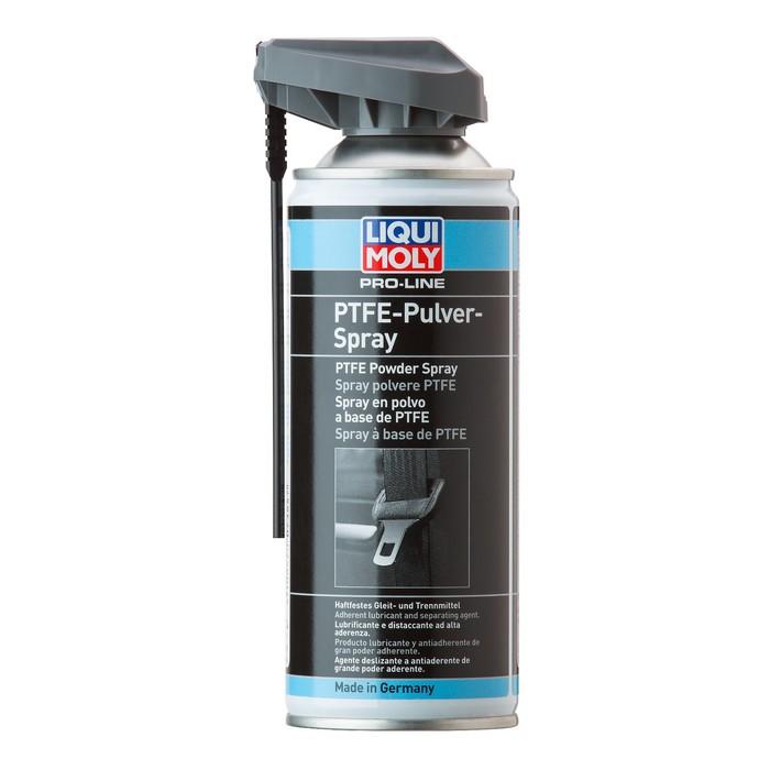 Тефлоновый спрей LiquiMoly Pro-Line PTFE-Pulver-Spray, 0,4 л (7384)