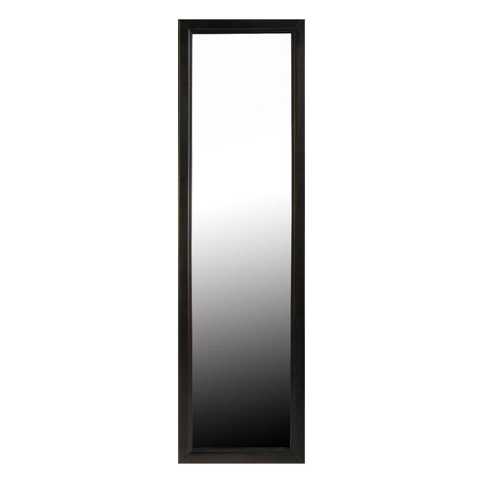 Зеркало настенное, 118х34 цвет венге