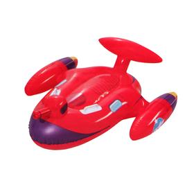 Игрушка надувная для плавания 'Космолёт', с брызгалкой, 109*89см, от 3+ (41100) Ош