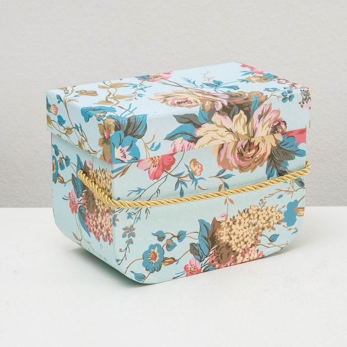 Коробка подарочная 17 х 13,5 х 10,5 см
