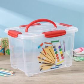 Короб для хранения econova «Детское творчество», 5,5 л