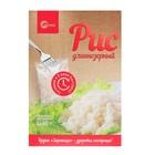 Рис длиннозёрный 320гр. фас. (пакет 4шт Х 80гр.)
