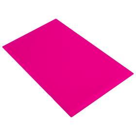 Защита спины гимнастическая (подушка для растяжки) лайкра, цвет фуксия, 38 х 25 см, (ПЛ-9307)