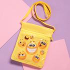 """Handbag children's """"Smile"""", 14 x 17 cm"""