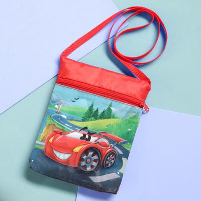 """Handbag children's """"Racer"""", 14 x 17 cm"""