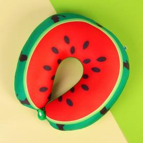 "Anti-stress head restraint ""Melon"" on the clasp"