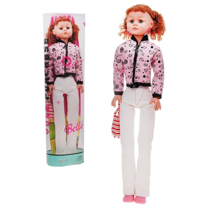 """Кукла """"Сонечка"""" звуковые эффекты, работает от батареек, высота: 90 см"""