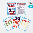 """Educational game """"counting numbers"""", 16 pieces"""