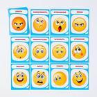 "Flashcards ""Emotions"", 16 PCs."