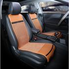 Накидка, на передние сиденья, ECO CORD, коричневый