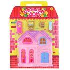 Дом для кукол «Принцесса» с аксессуарами, МИКС - фото 105511666