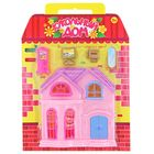 House for dolls, Princess accessories, MIX