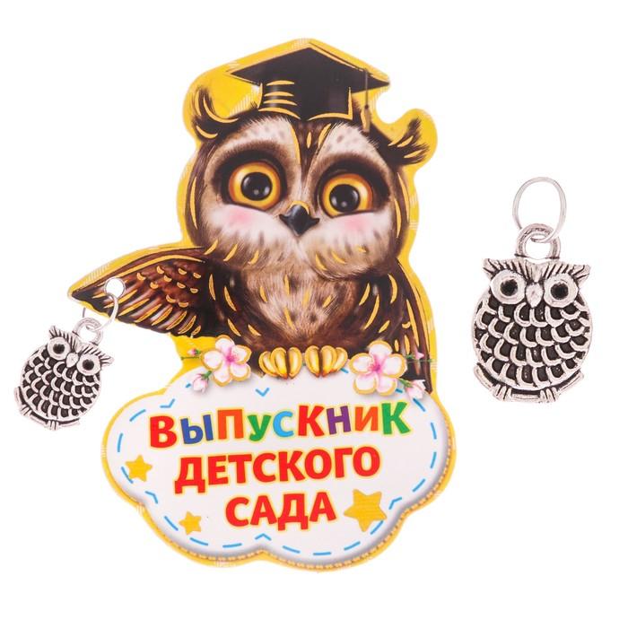 """Магнит """"Выпускник детского сада"""""""