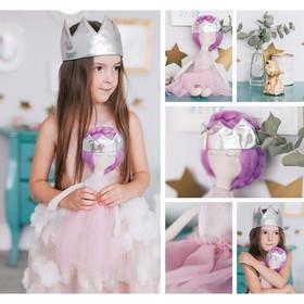 Мягкая игрушка «Принцесса Лия», набор для шитья, 18 × 22 × 3,6 см
