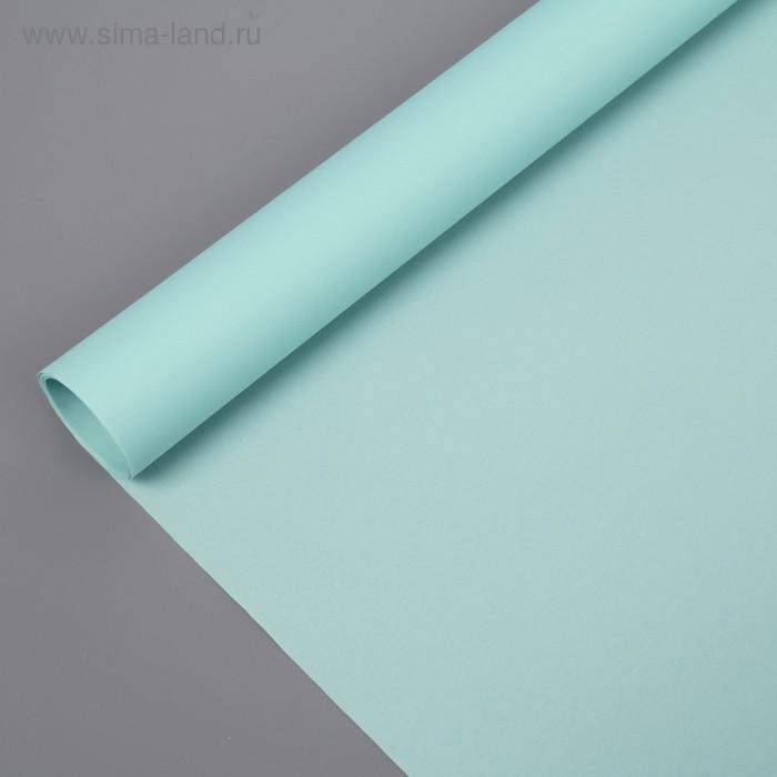 "Штора рулонная 50х160 см ""Эконом"", цвет светло-зеленый"