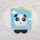 """Набор для создания игрушки из фетра """"Панда"""""""