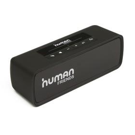 Портативная колонка Bluetooth Human Friends Easytrack, 6 Вт, bluetooth 4.2, FM радио