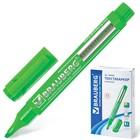 Маркер текстовыделитель 3мм BRAUBERG Energy, зелёный