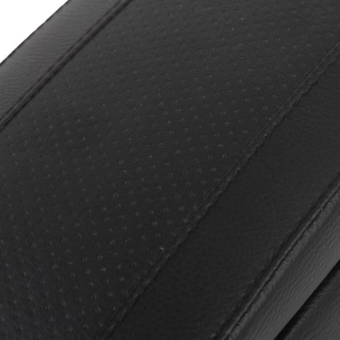 Подлокотник Lada Xray, экокожа, чёрный - фото 234818