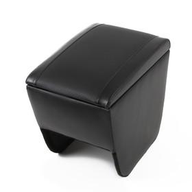 Kia Soul armrest, eco leather, black