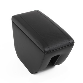 Skoda Rapid armrest, eco leather, black