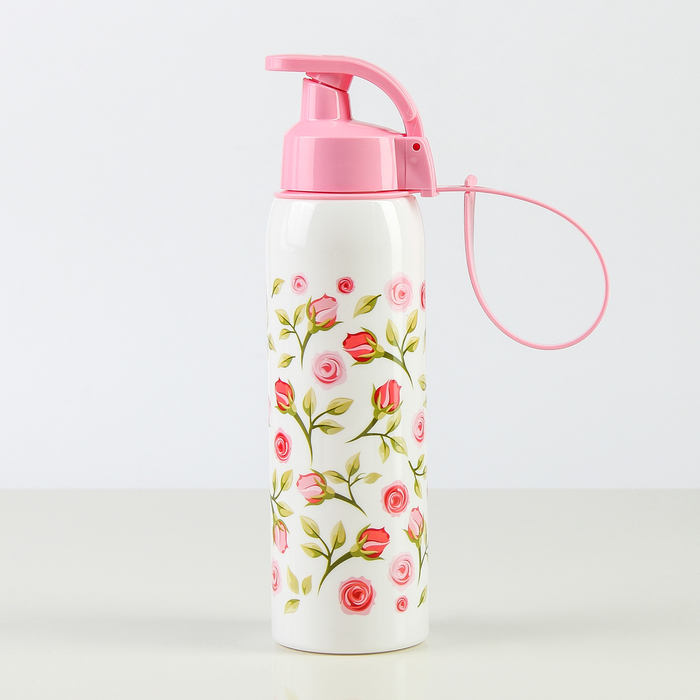 """Бутылка 500 мл """"Роза"""""""