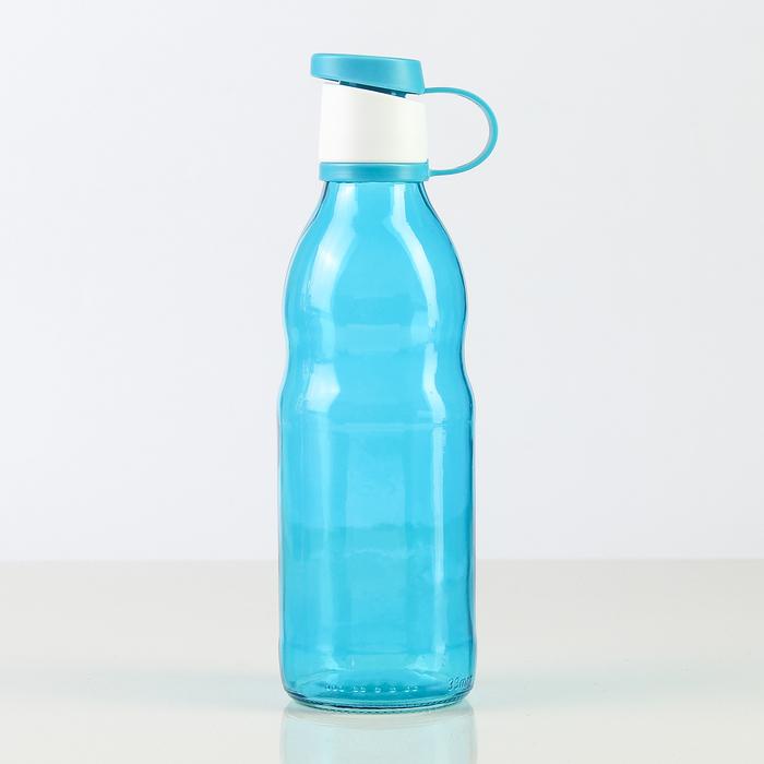 """Бутылка 500 мл """"Зен"""", цвета МИКС"""