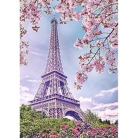 """Картина стразами """"Весна в Париже"""""""