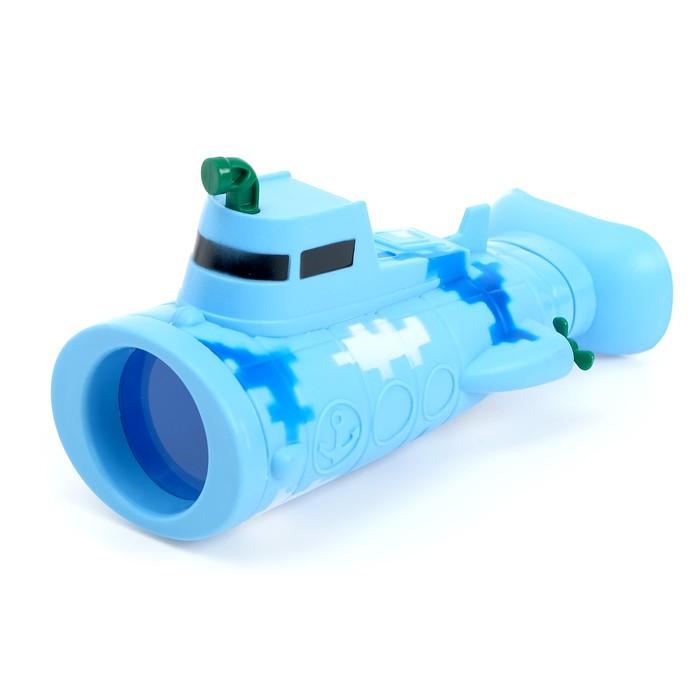 Подзорная труба «Субмарина», с ремешком цвет МИКС